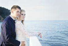 Ślubnie w Orłowie / Plenerowa sesja ślubna nad morzem / Klif / Gdynia Orłowo