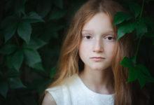 Sesja portretowa w plenerze / Sesja komunijna / Portretowa sesja artystyczna / Rude jest piękne / Naturalnie / Gdańsk